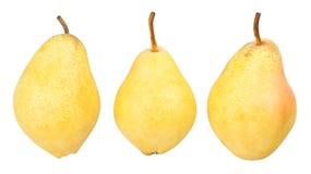 Gula pears Arkivfoton