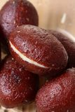 Gulab jamun Royalty Free Stock Images