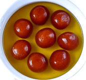 Gulab Jamun Imagens de Stock