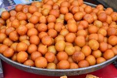 Gulab Jamun images stock