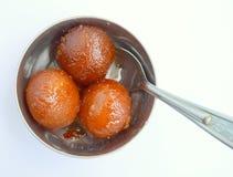 Gulab Jamun Imagem de Stock