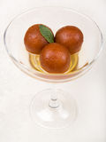 Gulab jamun Stock Photos