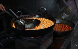 Gulab Jamun, Indian Sweet Royalty Free Stock Photo