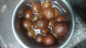 Gulab jamun stock photos