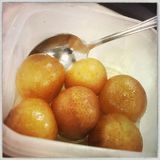Gulab Jamun photo stock