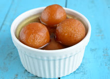 Gulab Jamun Stock Photography