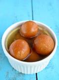 Gulab Jamun Stock Image