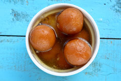 Gulab Jamun Royalty Free Stock Photo