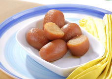 Gulab Jamuns Royalty Free Stock Images