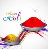 Gulal for holi background beautiful grunge  Royalty Free Stock Photo