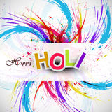 Gulal for holi festival background beautiful Royalty Free Stock Image