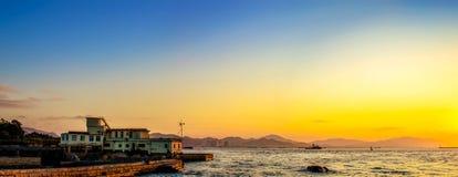 Gulangyu Islet scenery. The beautiful scenery of Gulangyu Islet in Xiamen royalty free stock photo