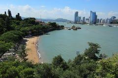 Gulangyu, Xiamen Cina Fotografie Stock Libere da Diritti
