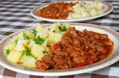 Gulasch   Stockfotos