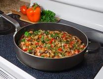 gulaszu warzywo Zdjęcie Stock