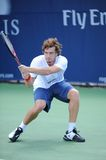Gulbis Ernests at Roges Cup 2010 (9) Stock Image