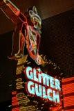 Gulch яркия блеска Стоковая Фотография