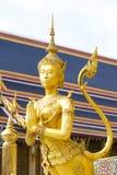 guld- ängel Royaltyfria Foton