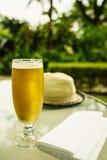 Guld- öl Arkivfoto