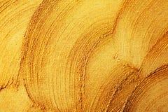 guld- abstrakt bakgrund Royaltyfri Foto