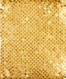 guld- abstrakt bakgrund Arkivfoton