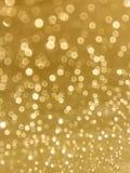 guld- abstrakt bakgrund Arkivbilder