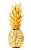 Guld- ananas Arkivbilder