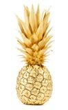 Guld- ananas Royaltyfri Fotografi