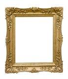 guld- bild för ram Royaltyfria Foton