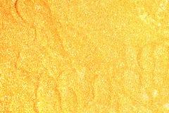Guld- blänka textur Colorfull gjorde suddig abstrakt bakgrund för födelsedag stock illustrationer