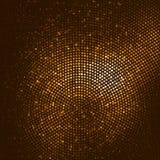 Guld blänker bakgrund Royaltyfri Foto