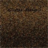 Guld blänker textur på en svart bakgrund Guld- explosion av konfettier Guld- kornig abstrakt textur på en svart Royaltyfri Foto