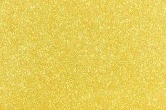 Guld blänker texturabstrakt begreppbakgrund Royaltyfria Foton