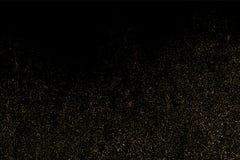 Guld blänker texturvektorn Royaltyfria Bilder