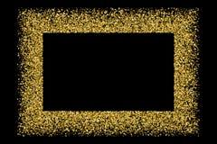 Guld blänker texturvektorn Arkivfoto