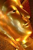 guld- buddah Fotografering för Bildbyråer