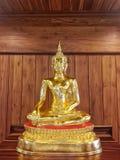 guld- buddha Arkivfoto