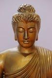 guld- buddha Fotografering för Bildbyråer