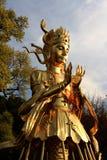 guld- buddha arkivfoton