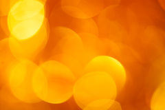 Guld- cirkla bakgrund Arkivfoton