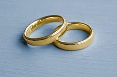 Guld- cirklar Arkivfoto