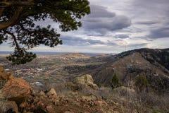 Guld- Colorado Arkivbilder
