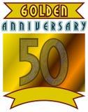 Guld- datum Arkivbilder