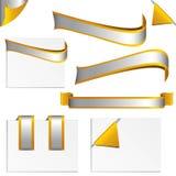 Guld- etikett Fotografering för Bildbyråer