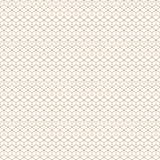 Guld för Art Deco Cubes Seamless Geometric vektormodell stock illustrationer