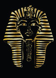 Guld- farao  Royaltyfria Bilder