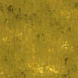 Guld- folie textur för sömlös och Tileable lyxig bakgrund Blänka rynkig guld- bakgrund för ferie Royaltyfria Foton