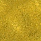 Guld- folie textur för sömlös och Tileable lyxig bakgrund Blänka rynkig guld- bakgrund för ferie Royaltyfri Foto