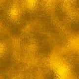 Guld- folietextur för vektor stock illustrationer