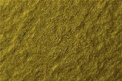 Guld- folietexturbakgrund Fotografering för Bildbyråer